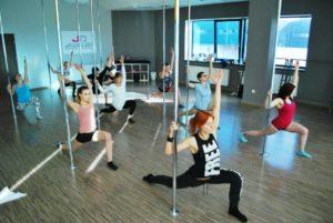Pole dance Toruń Jagielski Dance Project