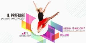 Szkoła Tańca Jagielski Dance Project - Toruń - Nauka - Taniec dla dzieci