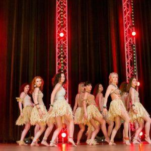 LADIES LATINO Szkoła Tańca Jagielski Dance Project Toruń (2)