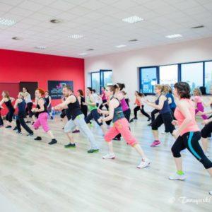 Zumba szkoła tańca Jagielski Dance Project Toruń (1)