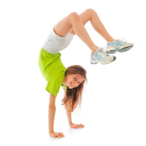akrobatyka 6-8 lat