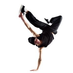 breakdance 7-12 lat