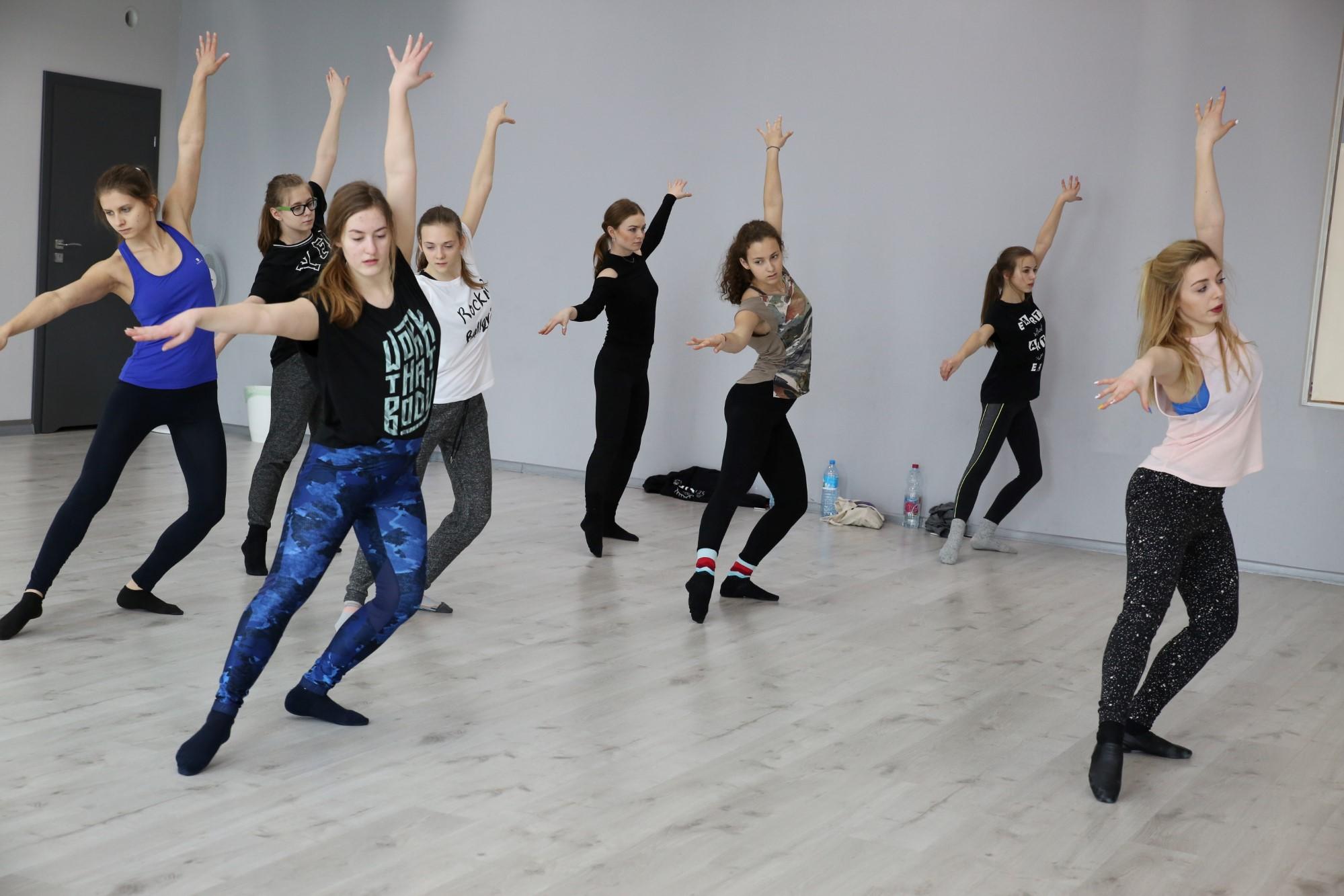 Jazz dla młodzieży i dorosłych - nauka tańca w Jagielski Dance Project