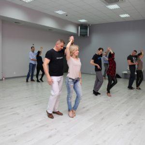 salsa w parach Jagielski Dance Project (2)