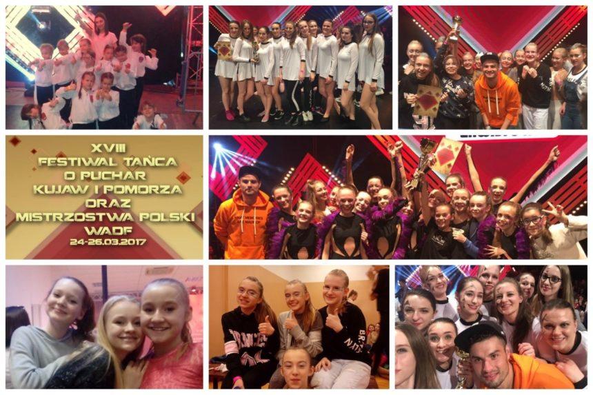 turniej WADF Białe Błota grupy turniejowe formacje tanceczne szkoła tańca Jagielski Dance Project Toruń
