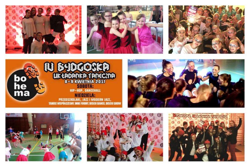 turniej taneczny bydgoska układanka taneczna grupy turniejowe formacje szkoła tańca Jagielski Dance Project Toruń