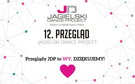 12 PRZEGLĄD JAGIELSKI DANCE PROJECT