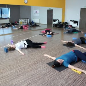stretching zajęcia szkoła tańca Jagielski Dance Project Toruń (2)