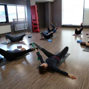 stretching zajęcia szkoła tańca Jagielski Dance Project Toruń (4)