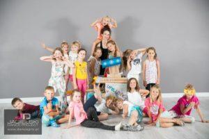 Wychowawca -Taneczne półkolonie - szkoła tańca Jagielski Dance Project w Toruniu