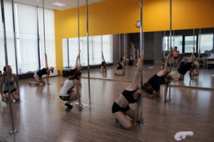 Pole Dance w Toruniu - Jagielski Dance Project