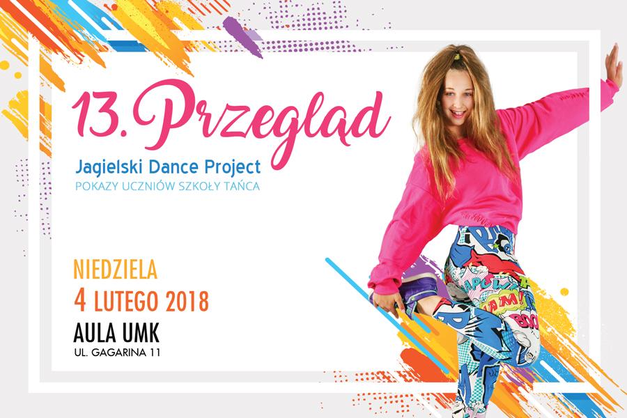 13 Przegląd szkoła tańca Jagielski Dance Project Toruń