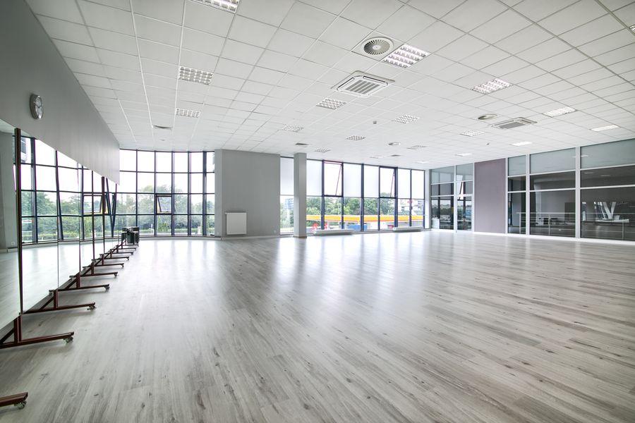 Sala Biała - Jagielski Dance Project Szkoła tańca wynajem sal Toruń