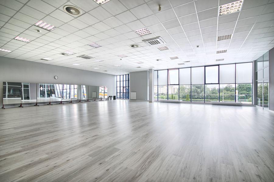 Sala Biała - Jagielski Dance Project Szkoła tańca wynajem sal w Toruniu