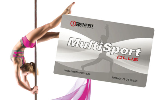 KARTY MULTISPORT NA POLE DANCE