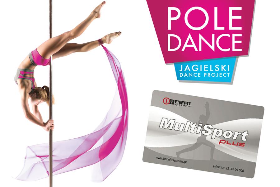 pole dance multisport szkoła tańca Jagielski Dance Project Toruń