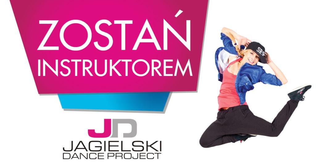 Instruktor Tańca w Jagielski Dance Project Toruń