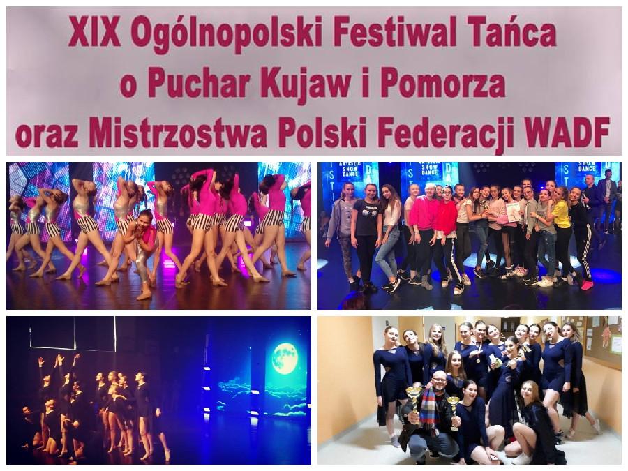 turniej Białe Błota szkoła tańca Jagielski Dance Project Toruń