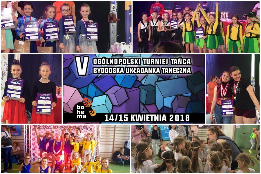 Bydgoska Układanka Taneczna 2018 - Jagielski Dance Project - Szkoła Tańca Toruń - Jazz