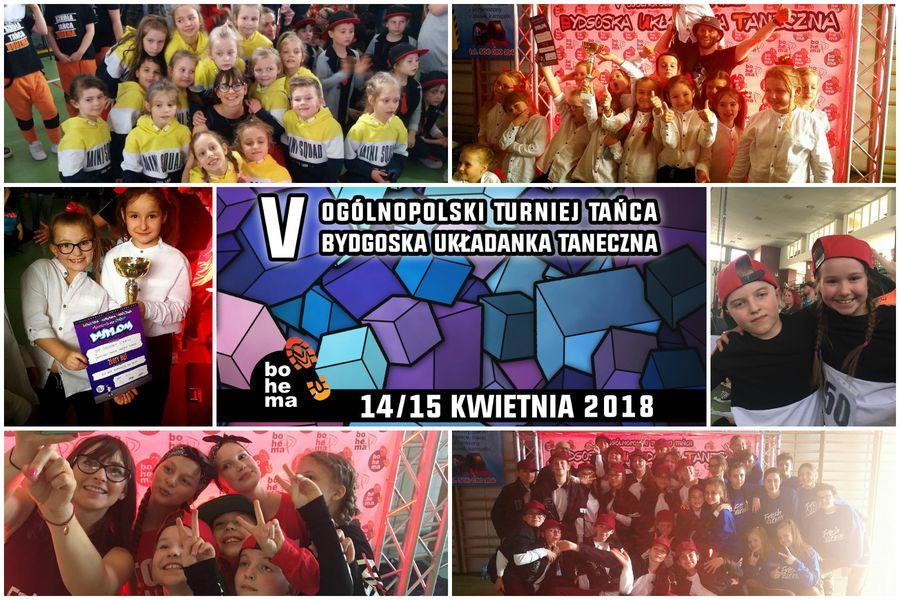 Bydgoska Układanka Taneczna 2018 - Jagielski Dance Project - Szkoła Tańca Toruń