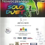 Solo Duet 2018 - Jagielski Dance Project taniec Toruń