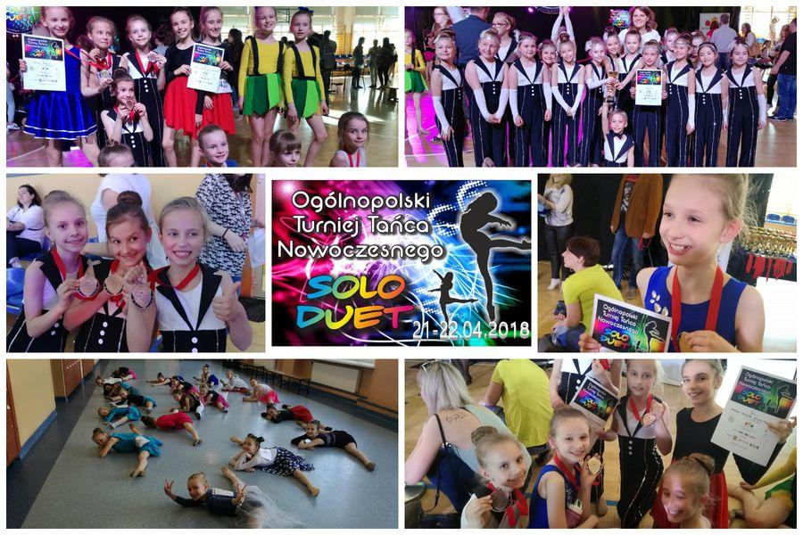 Solo Duet Bydgoszcz - Jazz- Szkoła Tańca Jagielski Dance Project