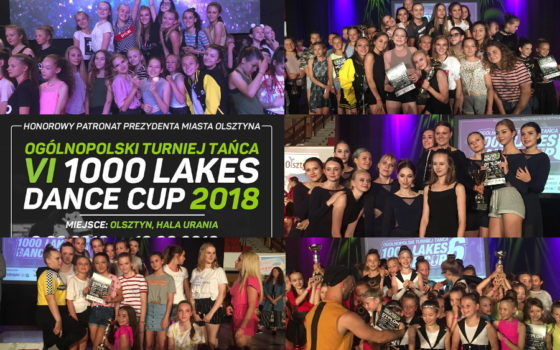 Turniej Tańca 1000 LAKES DANCE CUP - 2018