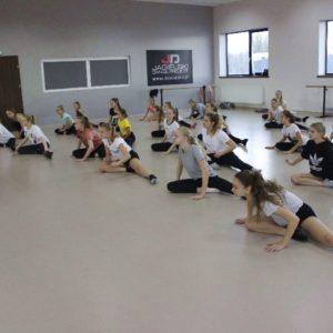 Szkoła Tańca Jagielski Dance Project jazz 12-15 Toruń