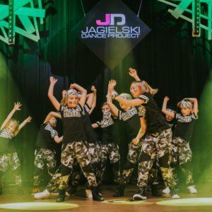 Szkoła Tańca Jagielski Dance Project breakdance Toruń