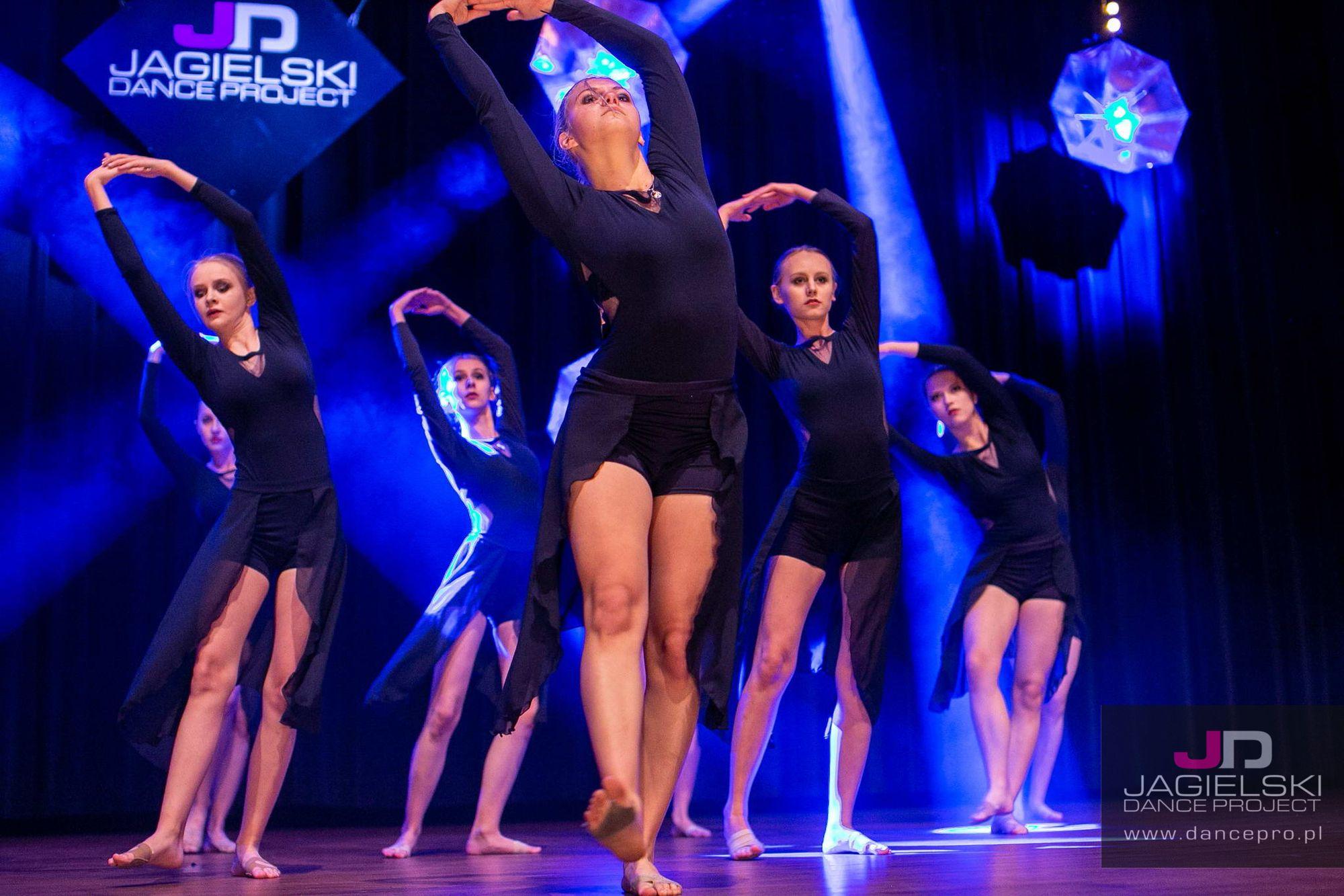 Szkoła Tańca Jagielski Dance Project jazz Toruń