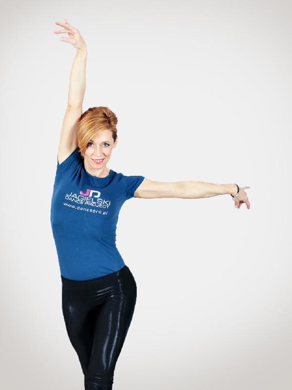 Szkoła tańca jagielski dance Project - Toruń - dancer shop - sklep taneczny toruń-koszulka