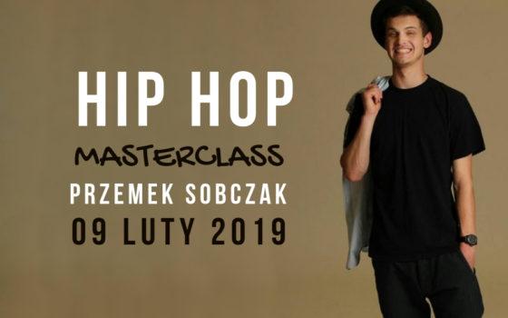 Masterclass - Przemek Sobczak