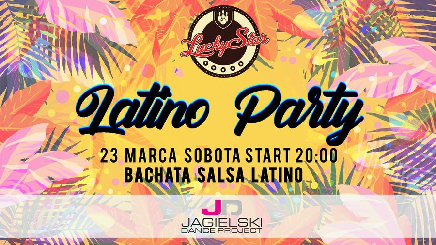 latino party lucky star jagielski dance project
