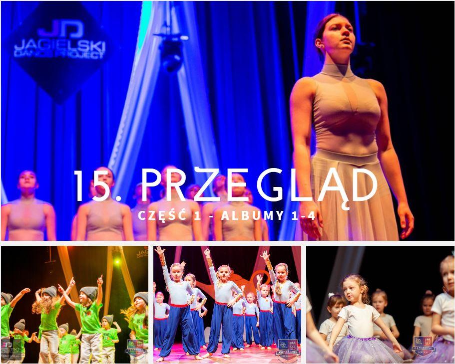 15 Przeglad tanca - szkoła tańca Jagielski Dance Project - nr 1