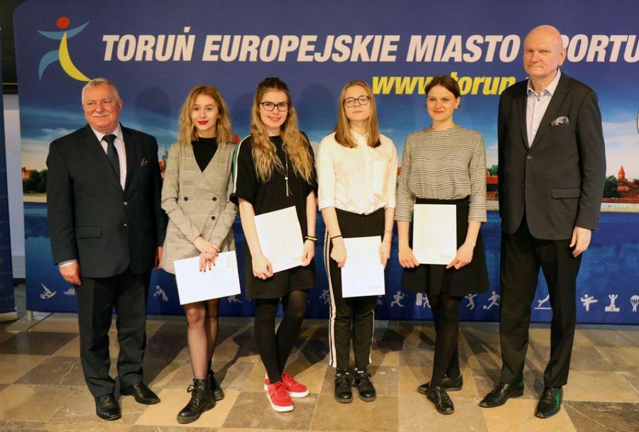 Jagielski Dance Project Toruń - Nagrody Sportowe Prezydenta Miasta Torunia 2019 - 1
