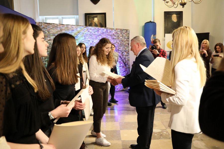 Jagielski Dance Project Toruń - Nagrody Sportowe Prezydenta Miasta Torunia 2019 - 2