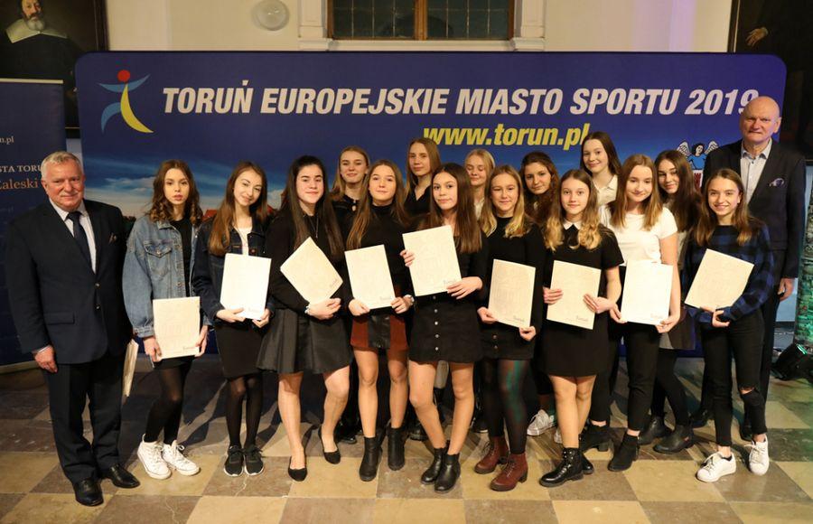 Jagielski Dance Project Toruń - Nagrody Sportowe Prezydenta Miasta Torunia 2019 - 3