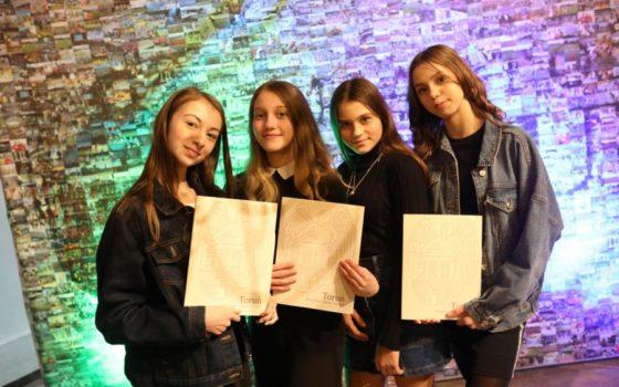Nagrody Prezydenta Miasta Torunia dla Tancerzy 2019