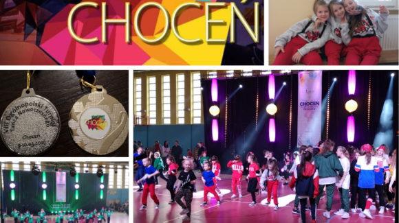 VIII Ogólnopolski Turniej Tańca Nowoczesnego 2019