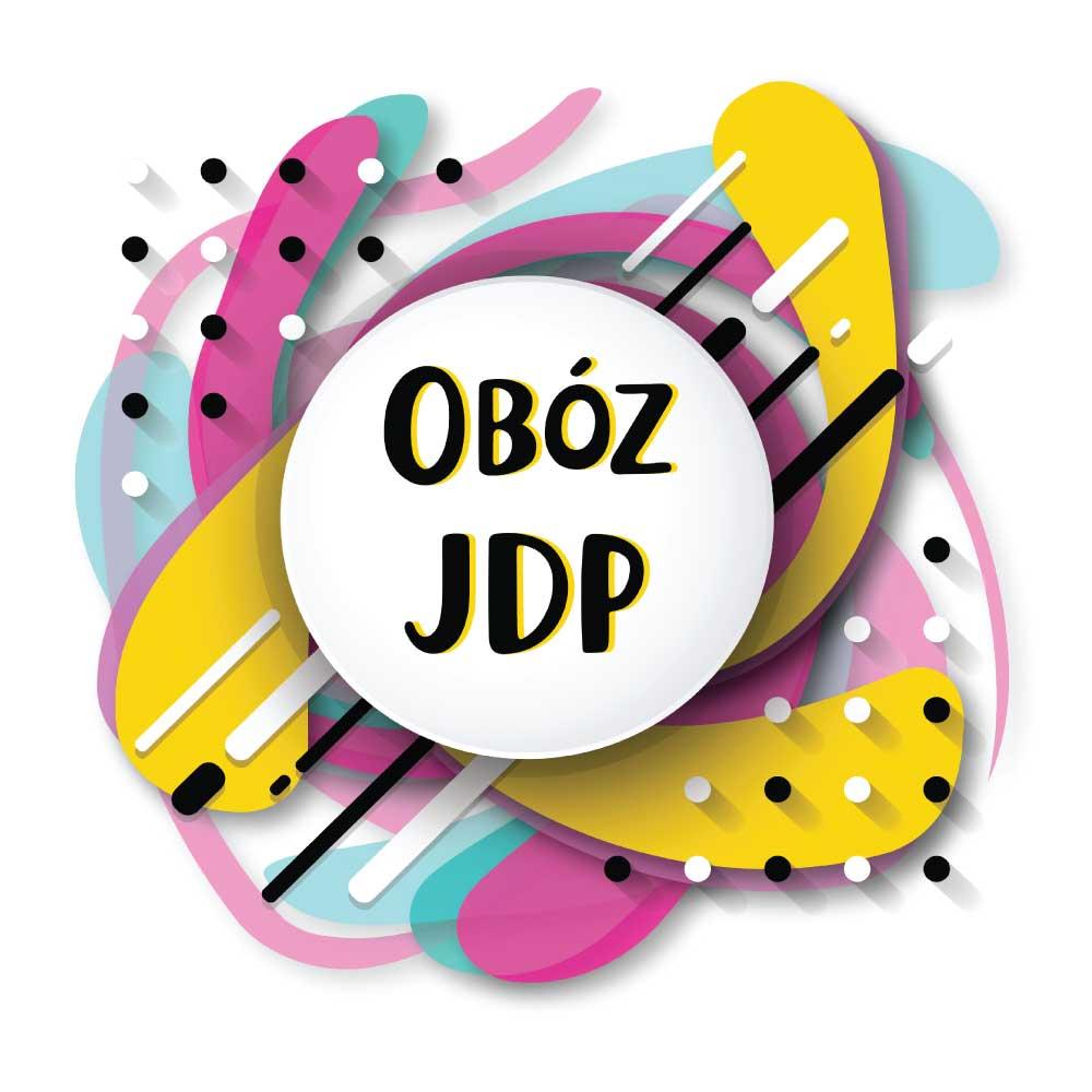 Szkoła Tańca Jagielski Dance Project w Toruniu - Obóz taniec, akrobatyka, dzieci 2019 logo