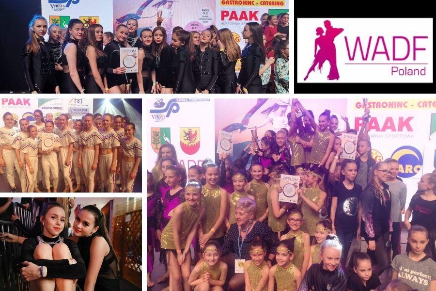 Turniej Tańca WADF - Białe błota 2019