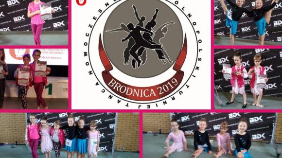 XII Ogólnopolski Turniej Tańca Nowoczesnego- Brodnica 2019