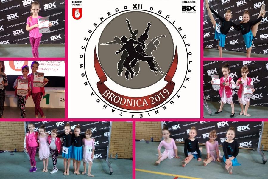 Szkoła tańca Jagielski Dance Project - turniej tańca brodnica
