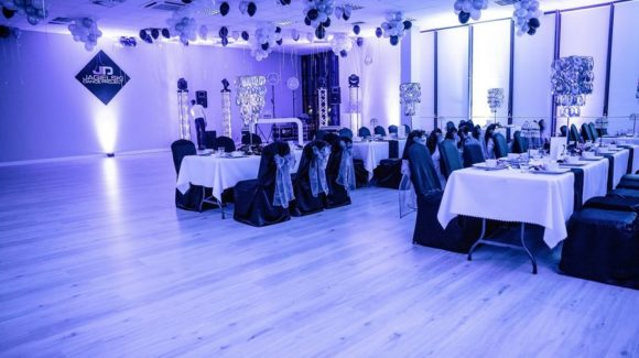 Sala bankietowa - urodziny, bal, komunia, chrzciny, wesele - Szkoła Tańca Jagielski Dance Project