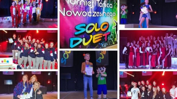 Turniej tańca SOLO DUET