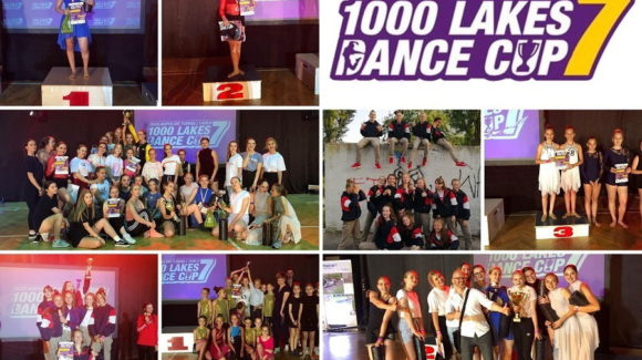 Turniej Tańca 1000 LAKES DANCE CUP 7