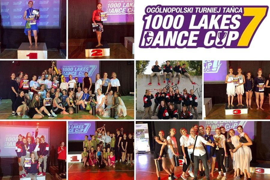 100 lakes dance cup 7 - Szkoła Tańca Jagielski Dance Project