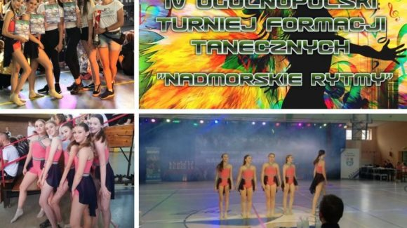 Turniej Nadmorskie Rytmy - Łeba 2019