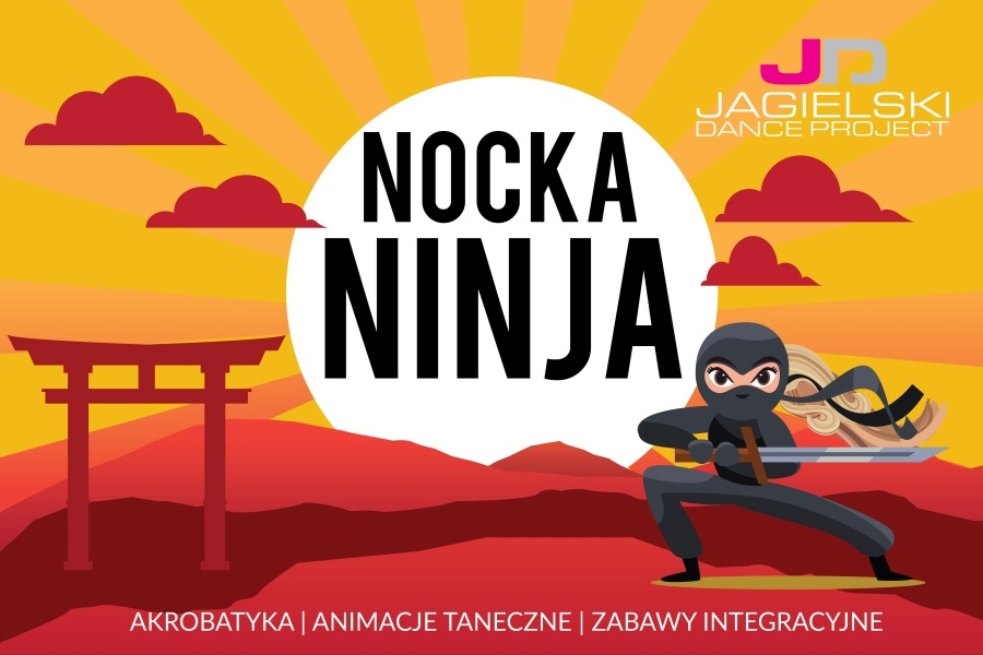 Nocka ninja - Szkoła Tańca Jagielski Dance Project (2)