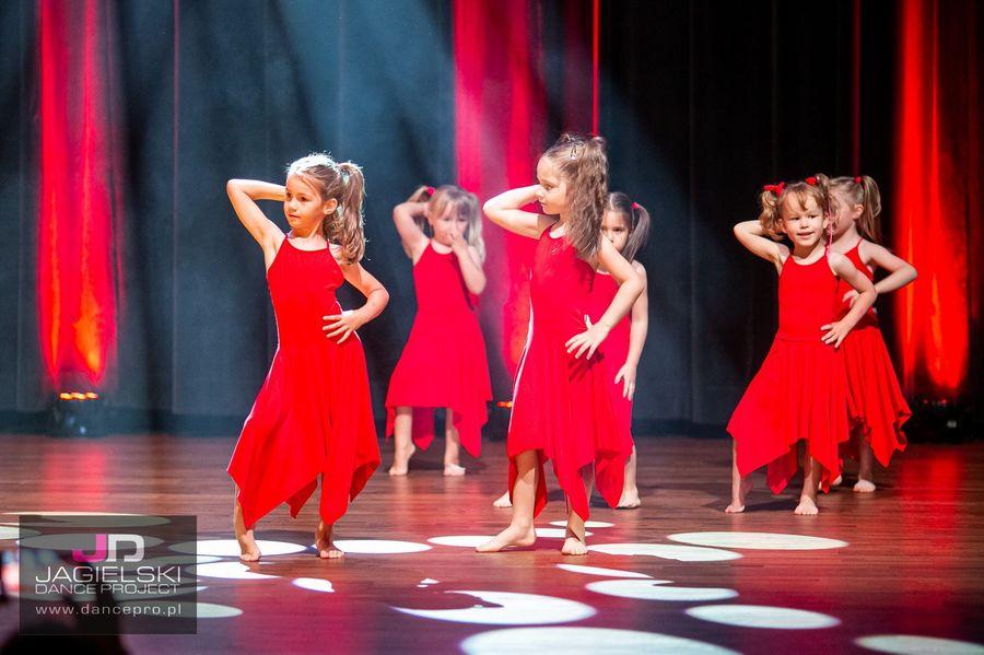 Szkoła Tańca Jagielski Dance Project - P1 - JAZZ